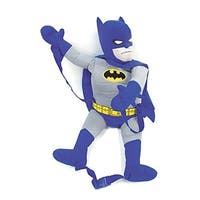 "DC Comics Batman 24"" Plush Backpack - Multi"
