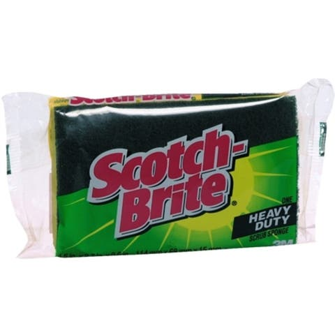 Scotch-Brite Kitchen Scrub Sponge 425, 1 ea