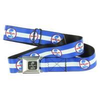Shelby Seatbelt Belt-Holds Pants Up