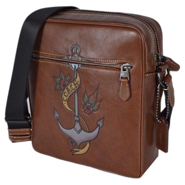 coach messenger bag mens