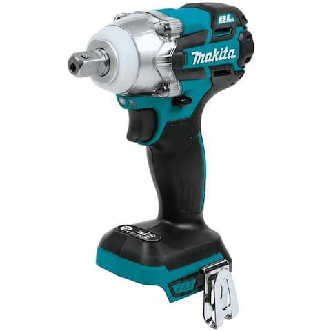 Makita XWT11Z Brushless Cordless Impact Wrench, 18 Volts