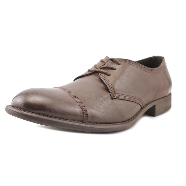 Unlisted Kenneth Cole House Rules Brown Oxfords