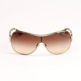 Reagan Gold Metal Sunglasses