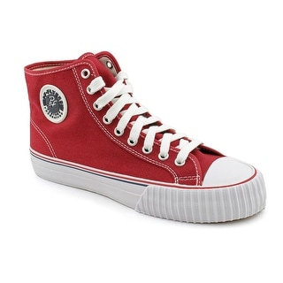 PF Flyers Center Hi Reiss Round Toe Canvas Sneakers