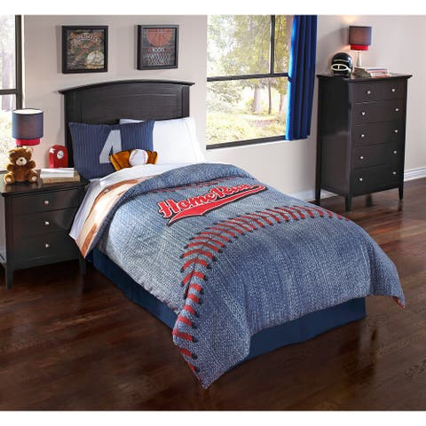 Riverbrook Home Grand Slam 6 Piece Comforter Set