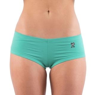 Dethrone Women's Hot Shorts - Mint