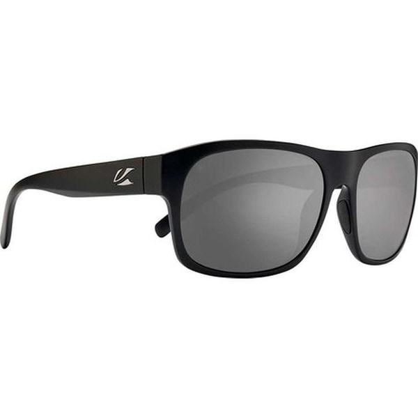 2c39a830da9 Shop Kaenon Clemente Polarized Sunglasses Black Label Grey Black Mirror -  US One Size (Size None) - Free Shipping Today - Overstock.com - 22205723