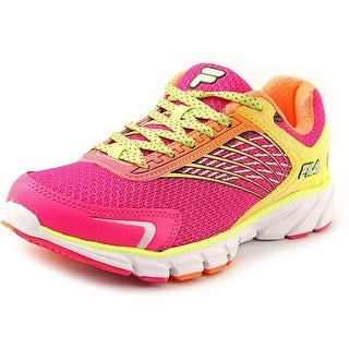 Fila Memory Maranello 2 Round Toe Synthetic Running Shoe