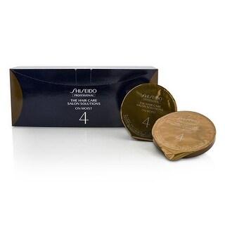 Shiseido 206755 The Hair Care Salon Solutions on Moist
