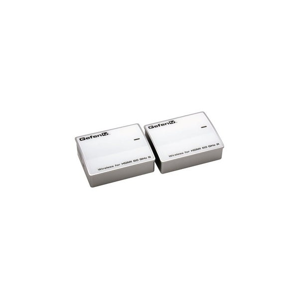 Gefen GTV-WHD-60G Gefen Wireless Extender for HDMI 60 GHz - 1 Input Device - 1 Output Device - 32.81 ft Range - 2 x USB - 1 x