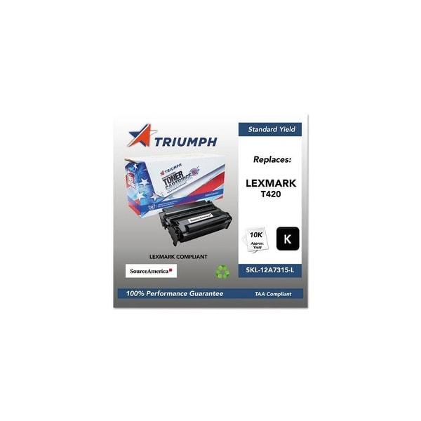 Triumph Remanufactured 12A7415 Toner Toner Catridge