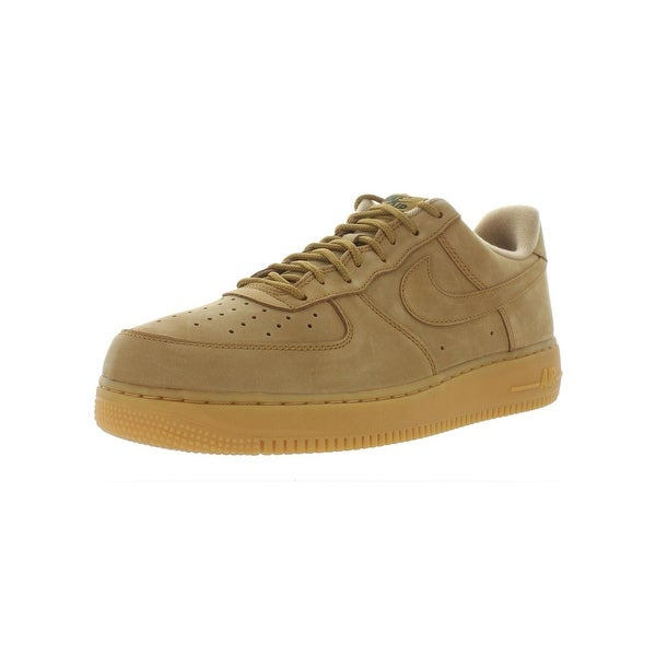 92b488be3532f Shop Nike Mens Air Force 1 '07 WB Fashion Sneakers Suede Low Top ...