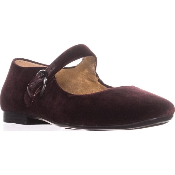 Naturalizer Erica Mary Jane(Women's) -Oatmeal Suede