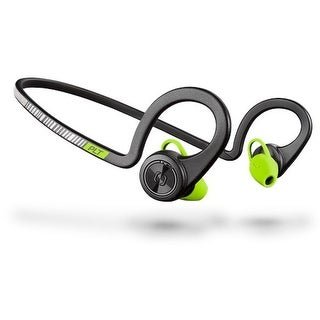 Refurbished Plantronics BackBeat Fit Black Core Stereo Bluetooth Headset