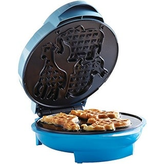 BRENTWOOD BTWTS253B Brentwood TS-253 Animal Shape Waffle Maker