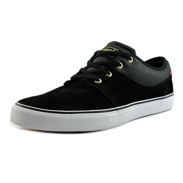 Globe Mahalo Men Black/Gold Skateboarding Shoes