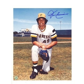 Autographed John Candelaria Pittsburgh Pirates 8x10 Photo