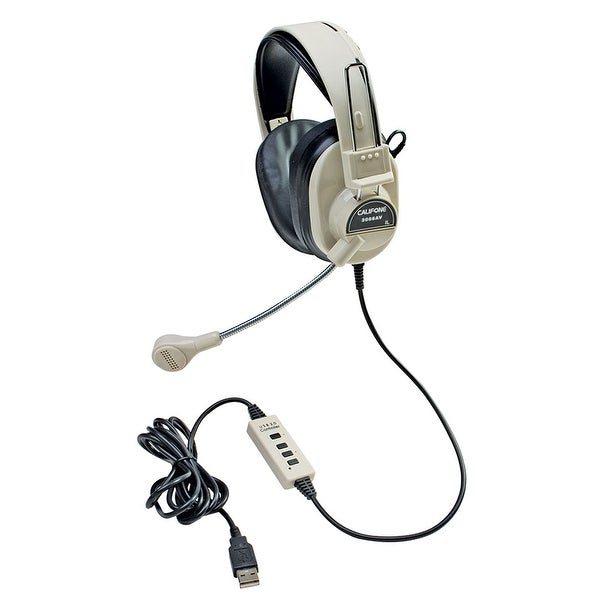 Deluxe Multimedia Stereo Headset W/