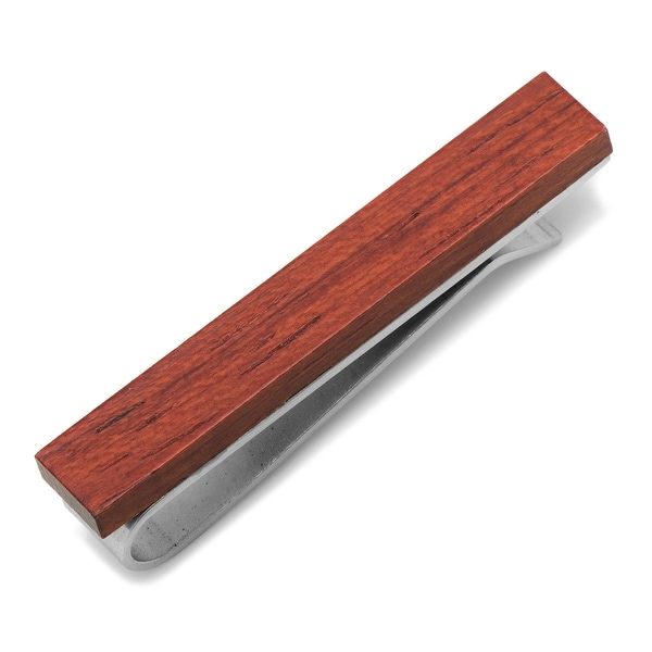 Rosewood Stainless Steel Tie Bar