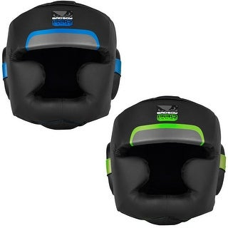 Bad Boy Pro Series 3.0 Full Face Protection MMA Sparring Training Headgear