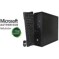 HP RP5700 SFF, intel C2D E6400 2.13GHz, 8GB, 500GB, W10 Home Refurbished