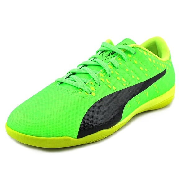 Puma evoPOWER 4 IT Men green-black-yellow Sneakers Shoes