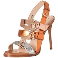 Nine West Womens howrude Open Toe Casual Ankle Strap Sandals
