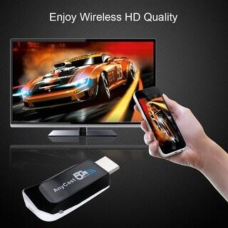 Wireless Dual WiFi Display TV Stick Dongle 1080P IPUSH Miracast AirPlayDLNA