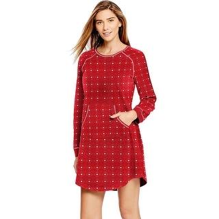 Hanes Ultimate Micro Fleece Dress