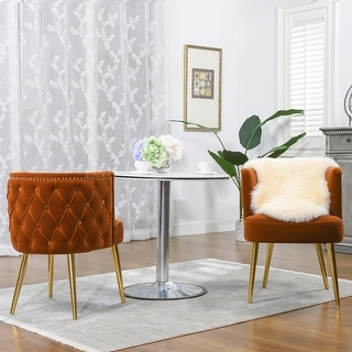 Link to Jennifer Taylor Home Misty Barrel Accent Chair Similar Items in Accent Chairs