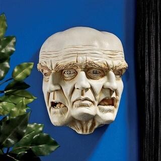 Design Toscano Halloween  The Nightmare Wall Sculpture