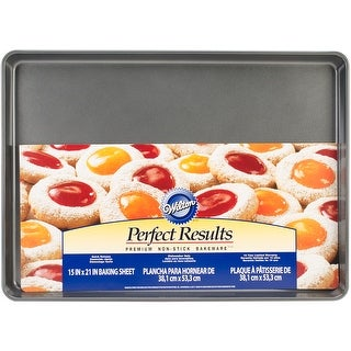 """Perfect Results Mega Cookie Sheet-21""""X15"""""""