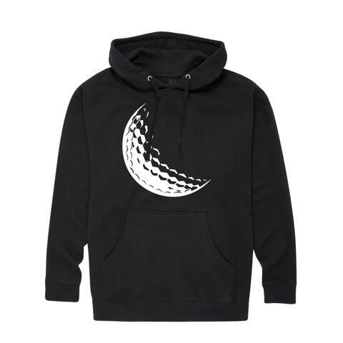 Golf Ball Moon - Adult Pullover Hood
