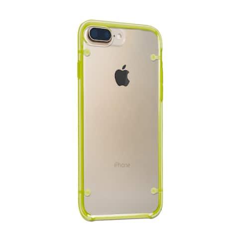 Iphone 7 Clear Hybrid Bumper Case