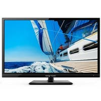 19 in. 12V HD Television with Built In Global Tuners 2x HDMI