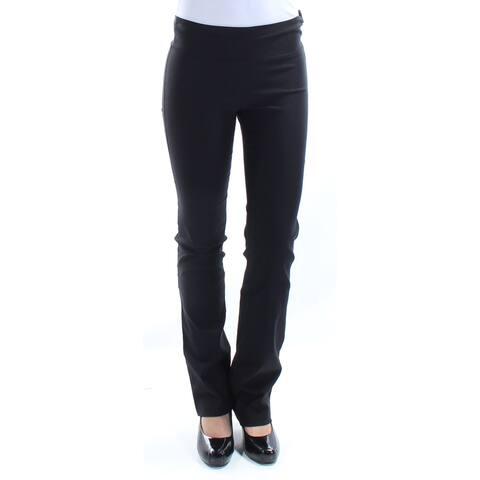 BCX Womens Black Skinny Pants Juniors Size: XS