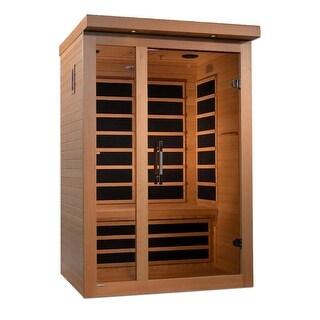 Dynamic Amodora 2 person Low EMF Far Infrared Sauna / DYN-6215-02 - N/A