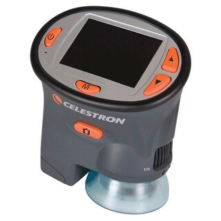 Refurbished Celestron 44310 3 MP LCD Handheld Digital MIcroscope -Refurbished
