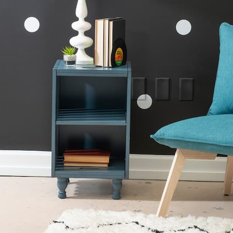 Lyon Crate Side Table