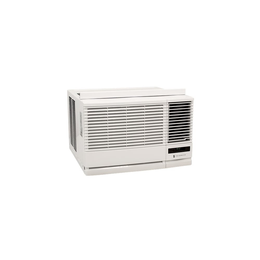 Friedrich CP10G10B 10000 BTU 115V Window Air Conditioner with Three Fan Speeds and Remote Control - White - N/A