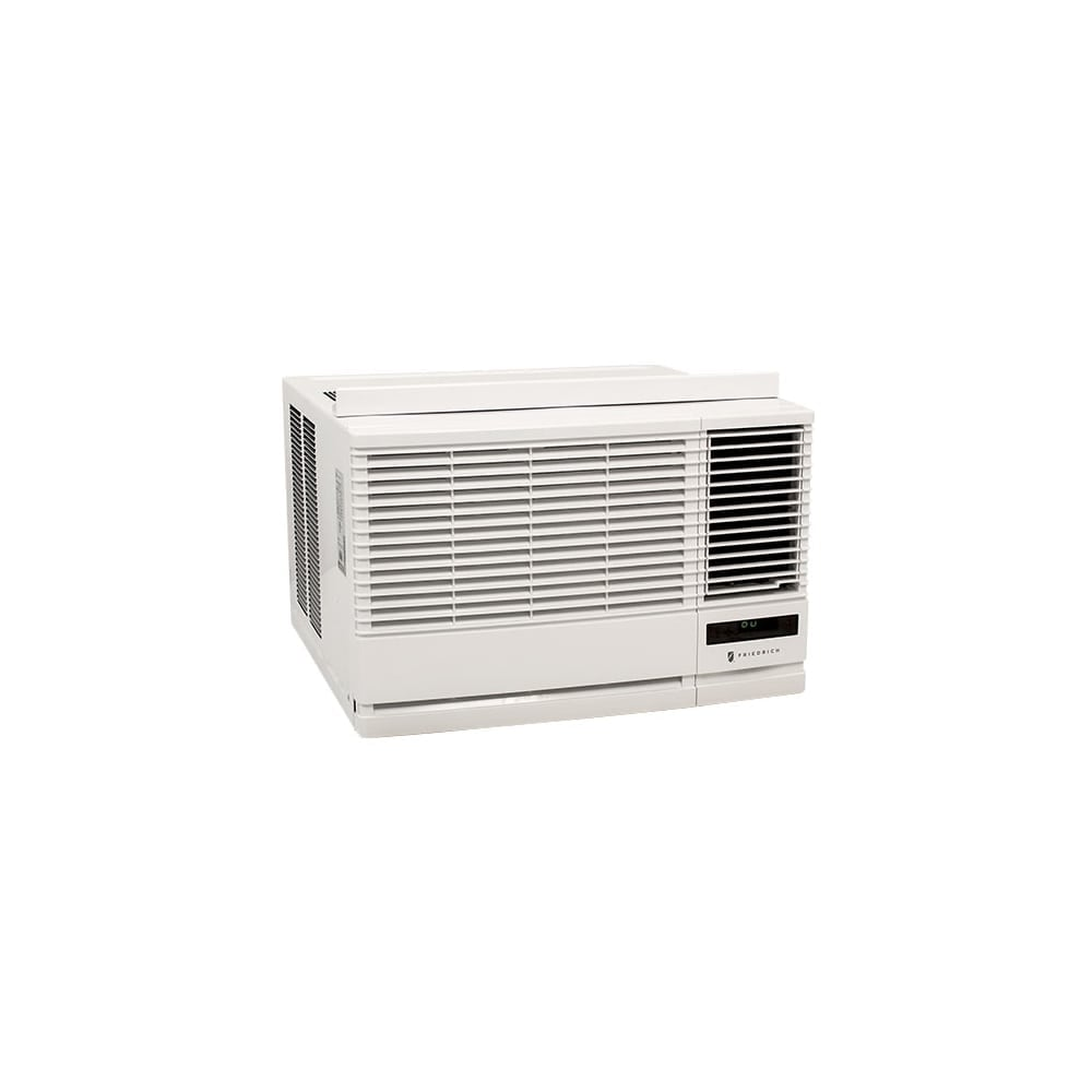 Friedrich CP12G10B 12000 BTU 115V Window Air Conditioner with Three Fan Speeds and Remote Control Included - White - N/A