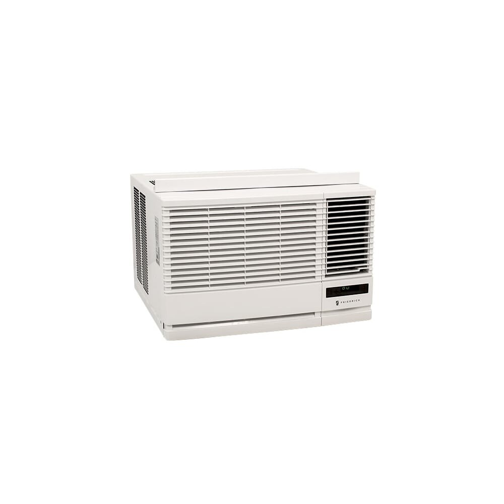 Friedrich CP15G10B 15000 BTU 115V Window or Through Wall Air Conditioner with Th - White