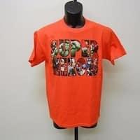Marvel Avengers Ironman Hulk Thor Youth Xxlarge Xxl Size 18 T-Shirt 67Sx