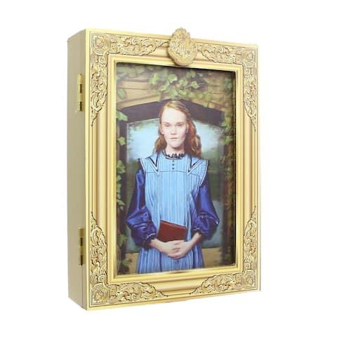 Harry Potter Ariana Dumbledore Secret Compartment Picture Frame - Multi