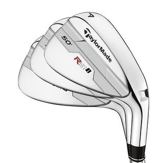 New TaylorMade RSi 1 Gap, Sand, Lob Wedge Pack (50* 55* 60*) Uniflex Steel RH