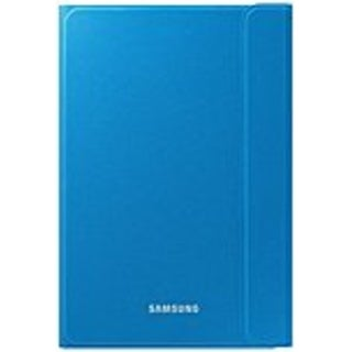 "Samsung Carrying Case (Book Fold) for 8"" Tablet - Solid Blue - (Refurbished)"