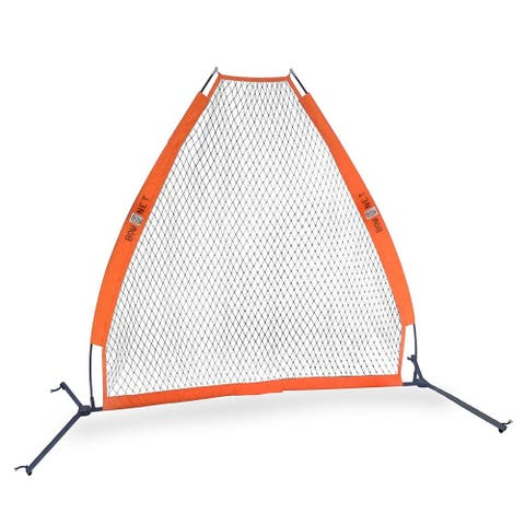 Bow Net Portable Pitching Screen (7 x 7 feet)