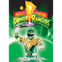 Mighty Morphin Power Rangers: Green with Evil [DVD]