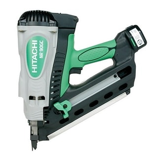 "Hitachi NR90GC Pneumatic Framing Nailer, 3-1/2"", Cordless"