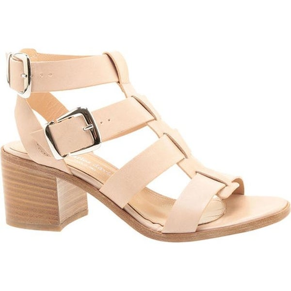 80e8bb9f8bda Shop Charles David Women s Bronson Strappy Sandal Natural Leather ...